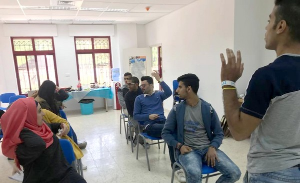 training april2018 2