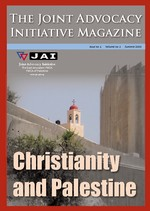 christianity and palestine