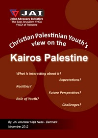 kairos youth booklet
